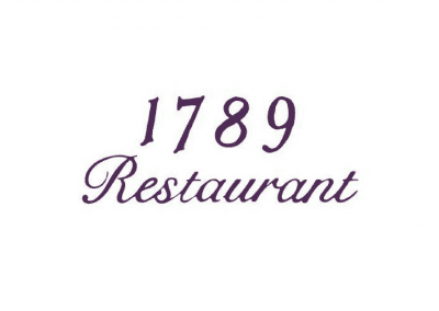 1789 Restaurant in Washington, DC DiRoNA Awarded Restaurant