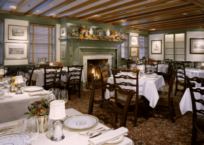 1789 Restaurant in Washington, DC John Carroll Room DiRoNA Awarded Restaurant