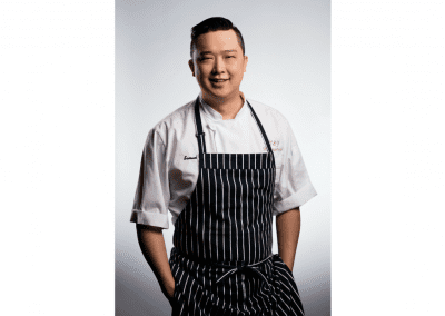 1789 Restaurant in Washington, DC Sam Kim Executive Chef DiRoNA Awarded Restaurant