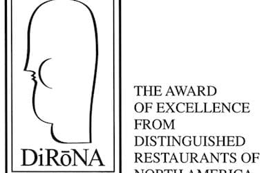 Congratulations to our new 2016 DiRōNA Awarded Restaurants!