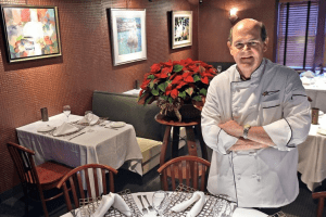 Chef Bill Brady of Sonoma Restaurant in Worcester, MA DiRoNA Awarded Restaurant