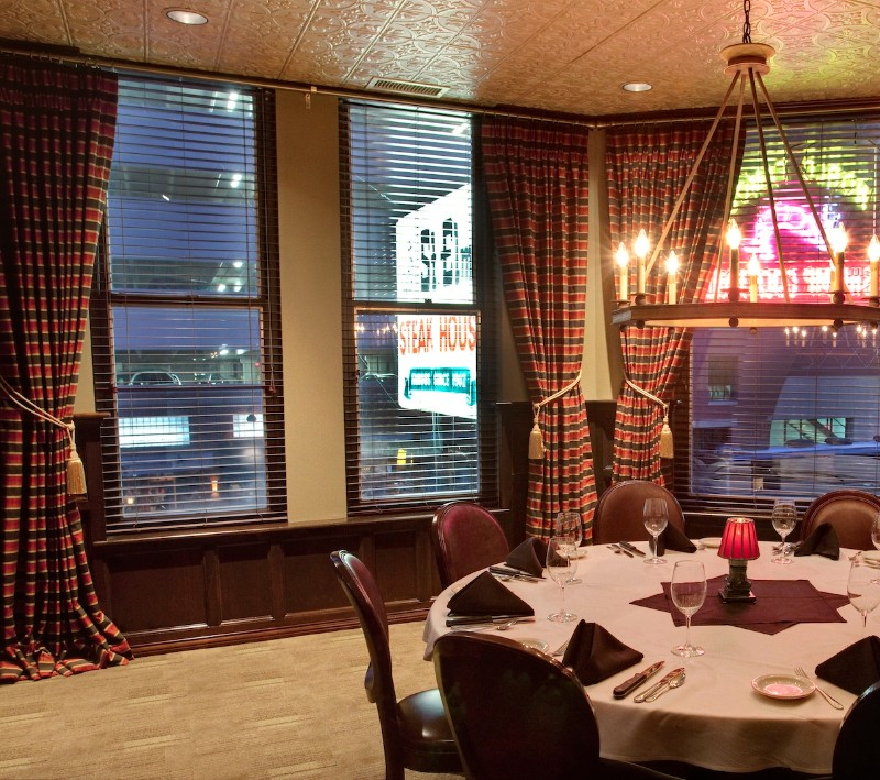 St Elmo Dining Room And Bar Steak House In Indianapolis Dirona Awarded