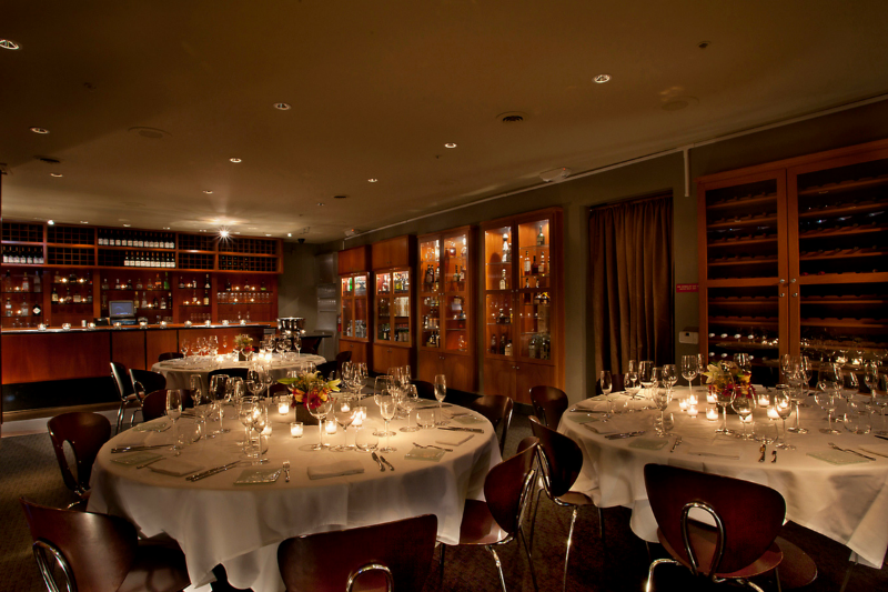 Private dining room san