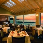 The Marine Room Dining Room at Sunset in La Jolla, CA DiRoNA Awarded Restaurant
