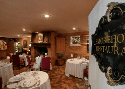 Smokehouse Restaurant at Antrim 1844 in Taneytown, MD Reservations DiRoNA Awarded Restaurant