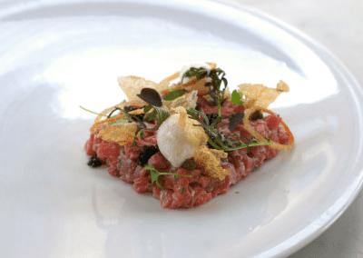 1789 Restaurant in Washington, DC Beef Tartare DiRoNA Awarded Restaurant