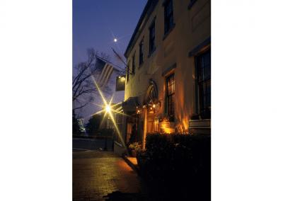 1789 Restaurant in Washington, DC Exterior DiRoNA Awarded Restaurant