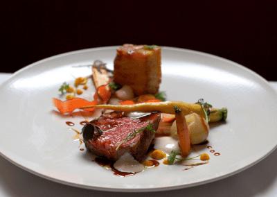 1789 Restaurant in Washington, DC Rib Eye DiRoNA Awarded Restaurant