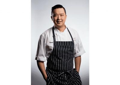 1789 Restaurant in Washington, DC Sam Kim Executive Chef DiRoNA Awarded Restaurant