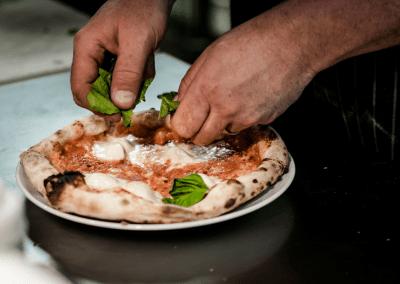 Miradoro Restaurant at Tinhorn Creek Vineyards in Oliver, BC Eat Local DiRoNA Awarded Restaurant