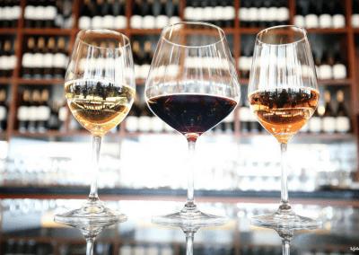 Miradoro Restaurant at Tinhorn Creek Vineyards in Oliver, BC Fine Wine DiRoNA Awarded Restaurant