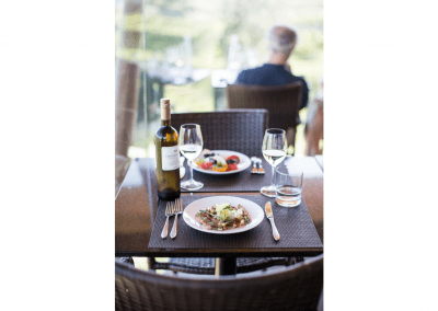 Miradoro Restaurant at Tinhorn Creek Vineyards in Oliver, BC Table for Two DiRoNA Awarded Restaurant