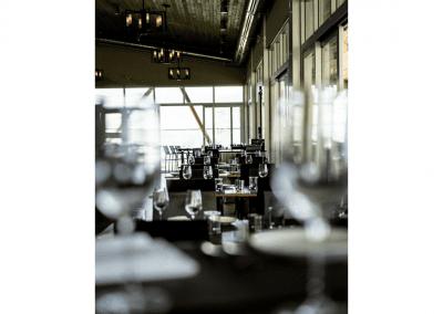 Miradoro Restaurant at Tinhorn Creek Vineyards in Oliver, BC Wine DiRoNA Awarded Restaurant