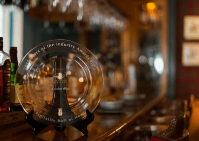 Smokehouse Restaurant at Antrim 1844 in Taneytown, MD Award DiRoNA Awarded Restaurant