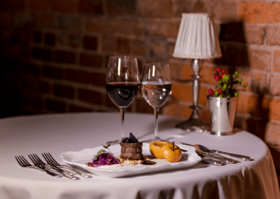 Smokehouse Restaurant at Antrim 1844 in Taneytown, MD Food & Wine DiRoNA Awarded Restaurant