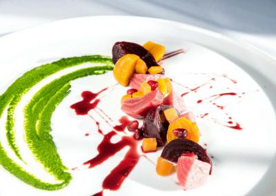 Smokehouse Restaurant at Antrim 1844 in Taneytown, MD Salad DiRoNA Awarded Restaurant