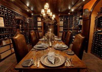 Smokehouse Restaurant at Antrim 1844 in Taneytown, MD The Cellar DiRoNA Awarded Restaurant