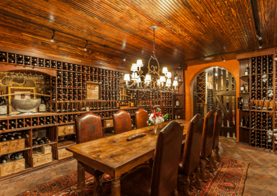 Smokehouse Restaurant at Antrim 1844 in Taneytown, MD Wine Cellar Dining DiRoNA Awarded Restaurant