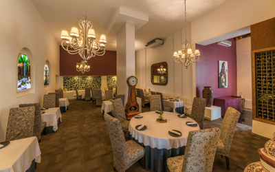 Careyes Restaurant at Grand Oasis Palm