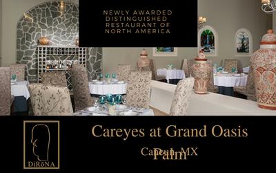 Careyes Restaurant at Grand Oasis Palm