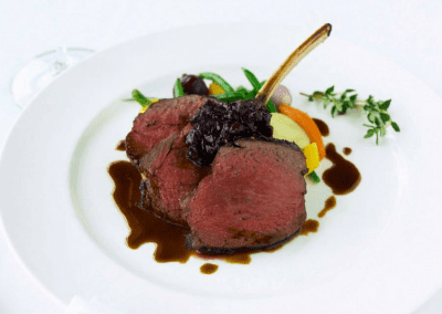 360 The Restaurant at the CN Tower in Toronto, ON Dinner DiRoNA Awarded Restaurant