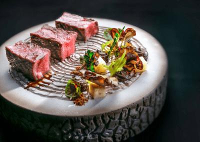 Alexander's Steakhouse in Cupertino, CA NY Steak DiRoNA Awarded Restaurant