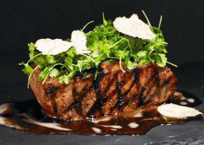 Alexander's Steakhouse in Cupertino, CA Steak DiRoNA Awarded Restaurant