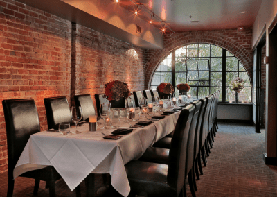 Alexander's Steakhouse in San Francisco Board Room DiRoNA Awarded Restaurant