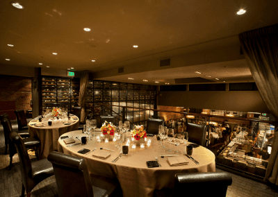 Alexander's Steakhouse in San Francisco Mezzanine DiRoNA Awarded Restaurant