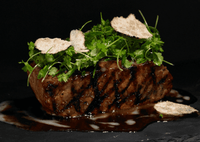 Alexander's Steakhouse in San Francisco Steak DiRoNA Awarded Restaurant