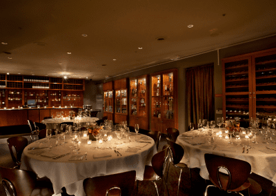 Alexander's Steakhouse in San Francisco Wine Cellar DiRoNA Awarded Restaurant