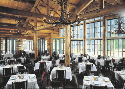 Beano's Cabin in Avon, CO Dining Room DiRoNA Awarded Restaurant