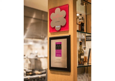 La Toque in Napa, CA Awards DiRoNA Awarded Restaurant