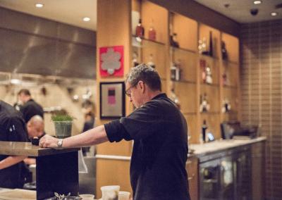 La Toque in Napa, CA Chef Life DiRoNA Awarded Restaurant
