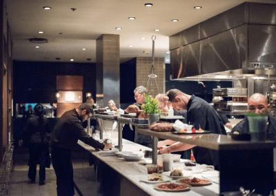 La Toque in Napa, CA Kitchen DiRoNA Awarded Restaurant