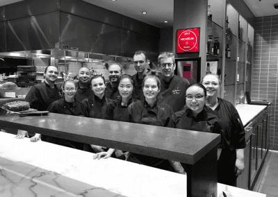 La Toque in Napa, CA Team DiRoNA Awarded Restaurant