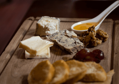 Bedford Village Inn in Bedford, NH Cheese Plate DiRoNA Awarded Restaurant