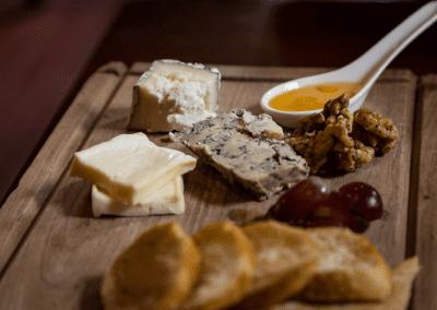 Bedford Village Inn in Bedford, NH Cheese Plate DiRoNA Awarded Restaurant