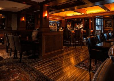 Bedford Village Inn in Bedford, NH Corks Wine Bar DiRoNA Awarded Restaurant