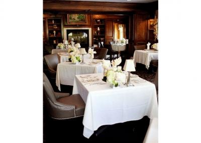 Bedford Village Inn in Bedford, NH Dining Room DiRoNA Awarded Restaurant