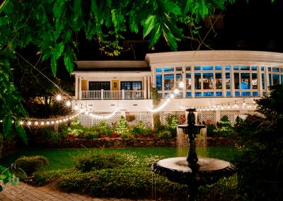 Bedford Village Inn in Bedford, NH Garden DiRoNA Awarded Restaurant