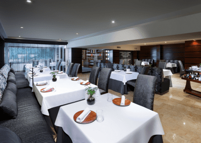 Benazuza Restaurant at Sian Ka'an at Grand Sens in Cancun, MX Dining Room DiRoNA Awarded Restaurant