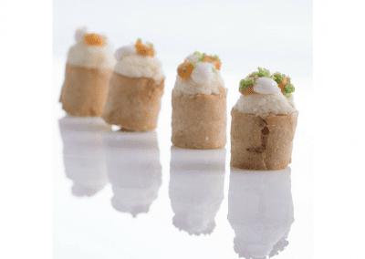 Benazuza Restaurant at Sian Ka'an at Grand Sens in Cancun, MX Food Art DiRoNA Awarded Restaurant