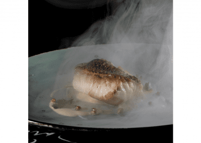 Benazuza Restaurant at Sian Ka'an at Grand Sens in Cancun, MX Seafood DiRoNA Awarded Restaurant