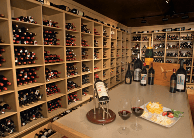 Beverly's at The Coeur d'Alene Resort in Coeur d'Alene, ID Wine Cellar DiRoNA Awarded Restaurant