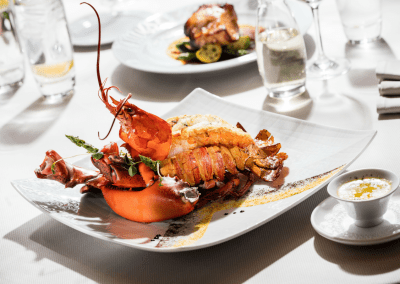 Cafe Central in El Paso, TX Lobster DiRoNA Awarded Restaurant