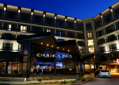 Chandlers Steakhouse in Boise, ID Fine Dining DiRoNA Awarded Restaurant