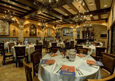 Columbia Restaurant Tampa, FL Andalucia Dining Room DiRoNA Awarded Restaurant