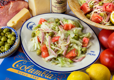 Columbia Restaurant Tampa, FL Original 1905 Salad DiRoNA Awarded Restaurant