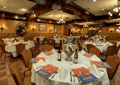 Columbia Restaurant Tampa, FL Siboney Dining Room DiRoNA Awarded Restaurant